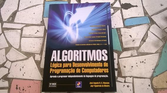Algoritmos - Manzano / Oliveira