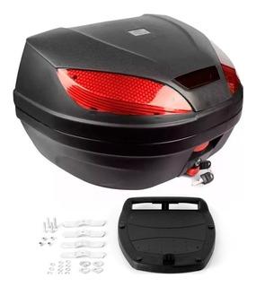 Baul Moto Pro Tork Smart Box 30 Litros 1 Casco - Sti Cuotas