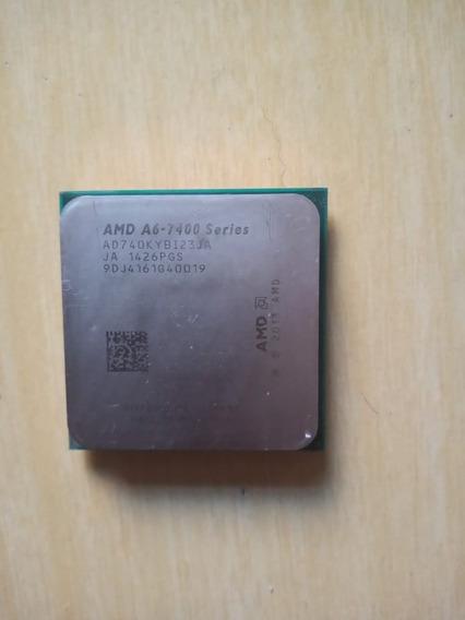 Processador Amd A6-7400k Com Cooler