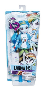 Muñeca My Little Pony Equestria Girls Rainbow Dash (3790)