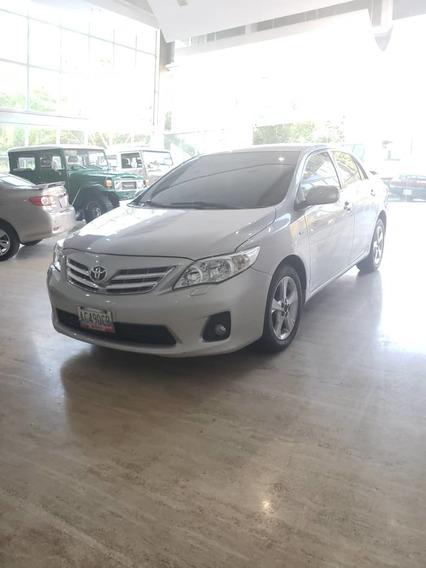 Toyota Corolla Gli 2013 Automatico