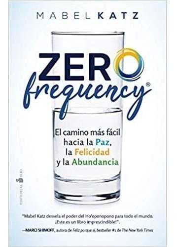 Libro Zero Frequency - Mabel Katz