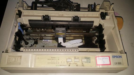 Impressora Epson Lx 300 003