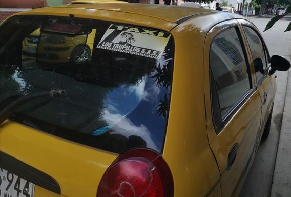 Chevrolet Spark Gt Vendo Taxi Buen Estado, Papeles Al Día, 1