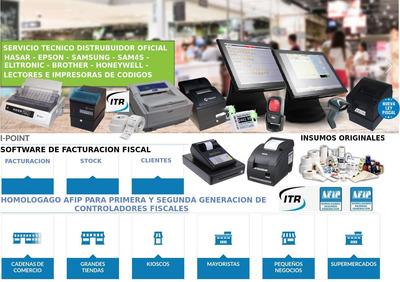 Controladores Fiscales: Servicio Tecnico Oficial