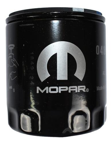 Imagen 1 de 5 de Filtro De Aceite Mopar Jeep  Compass 2007-2020  4 Cyl 2.4l,