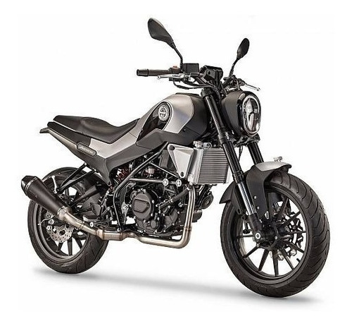 Benelli Leoncino 250 Abs + Casco - Totalmente Financiada