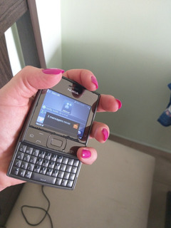 Celular Nokia Raro -cubo X5-01 - Cor Grafite