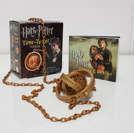 Kit - Harry Potter Time Turner Sticker - Turner Do Tempo