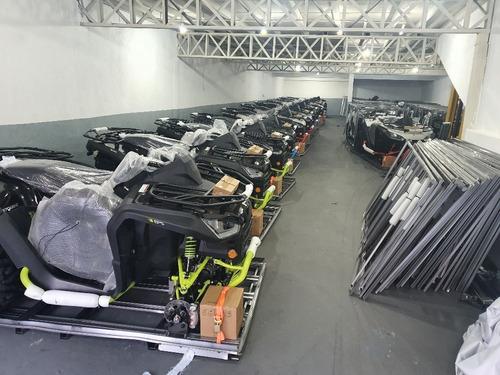 Imagem 1 de 10 de Segway Snarler 570 Quadriciclo Atv Cf Moto Cforce 1000 Eps