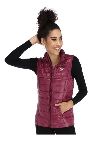 Chaleco Para Mujer Alysh Radiant T53180 Color Bugambilia G