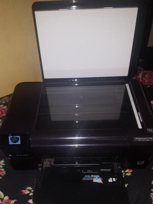 Inpresora Hp Inalanbrica La Vendo Por Que Seme Daño Mi Lapto