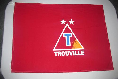 Bandera De Trouville De Tela