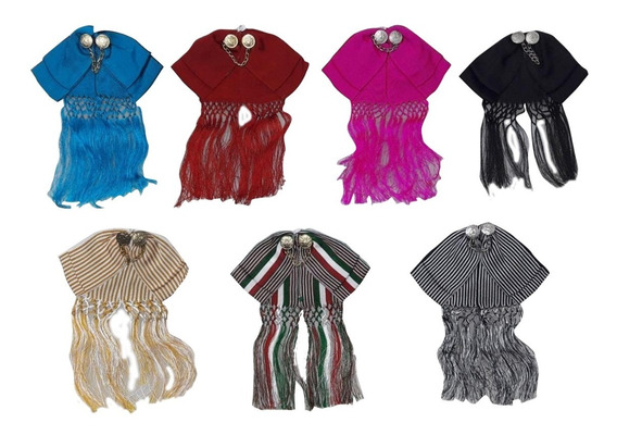 Moño Charro Mariachi Diferentes Colores A Elegir
