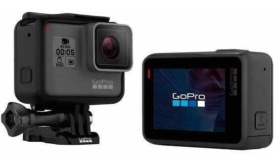 Go Pro Hero 5 Black + 64gb + Kit