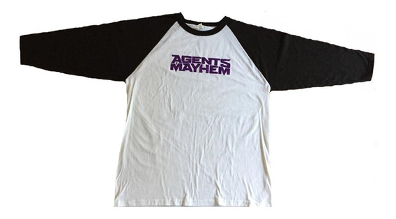 Playera Agents Of Mayhen Unisex