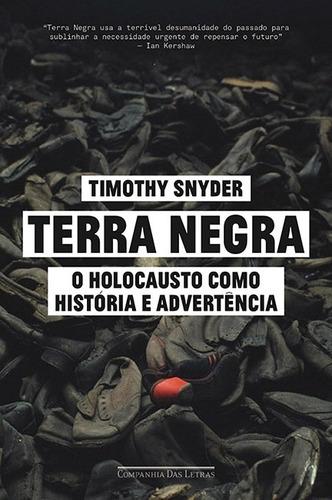 Imagem 1 de 1 de Terra Negra - Timothy Snyder