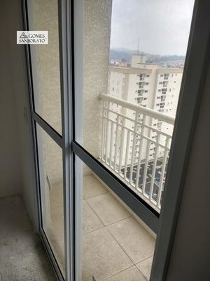 Apartamento A Venda No Bairro Vila Nossa Senhora Das - 2420-1