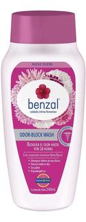 Benzal Wash Odor Block Shampoo Íntimo Femenino 240 Ml