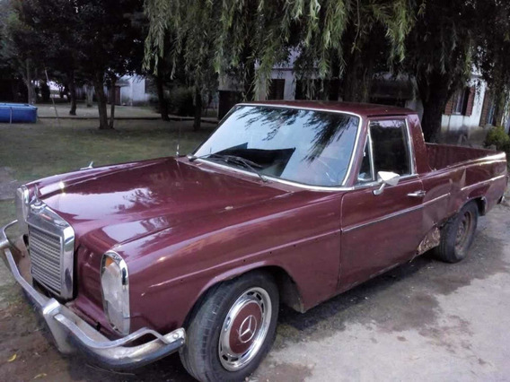 Mercedes-benz 220 Pick Up 220d W115