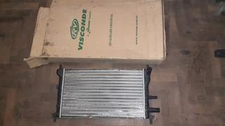Radiador Ford Fiesta 1.3 Endura Nafta 97 98 99 Envios