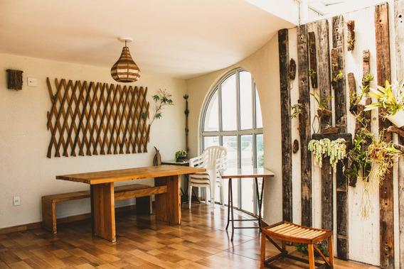Cobertura Com 3 Dormitórios À Venda, 260 M² Por R$ 1.450.000 - Jardim Esplanada - São José Dos Campos/sp - Co0095