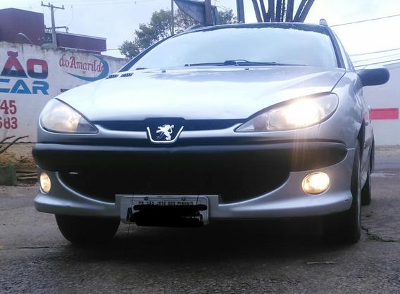 Vendo Ou Troco Peugeot 206sw 1.4 Flex 2008