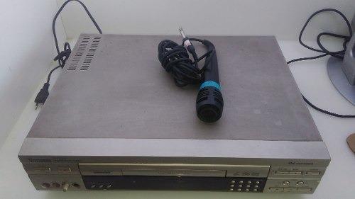 Videoke Music Player Vmp-9000 , Funcionando 300 Musicas