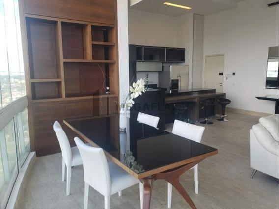 06809 - Flat 1 Dorm. (1 Suíte), Brooklin Novo - São Paulo/sp - 6809