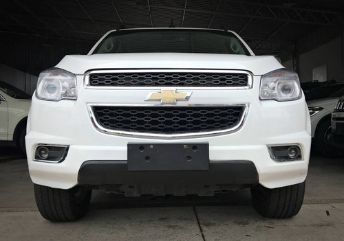 Chevrolet Trailblazer Ltz V6 4x4 3.6. Branco 2013/14