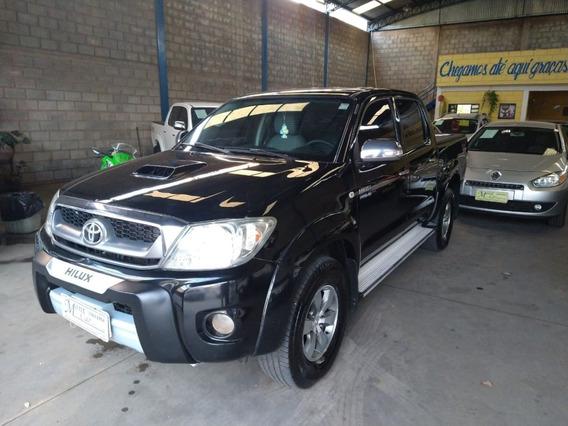 Toyota Hilux Srv 3.0 Cabine Dupla 4x4 Automatica