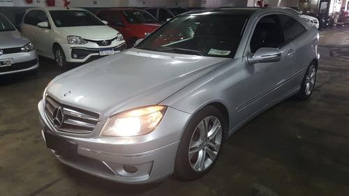 Mercedes-benz Clase Clc 2.5 Clc350 Sportcoupe V6 Sporte Aut