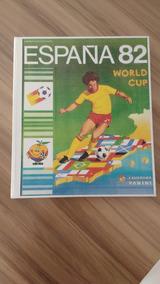 Álbum Da Copa 1982