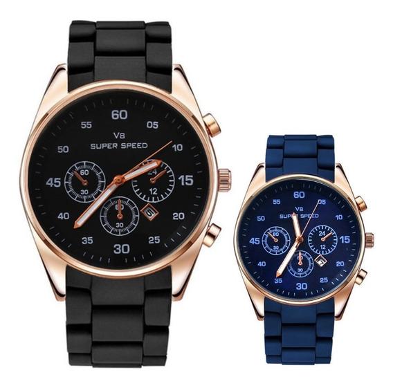 Nuevo Reloj Super Speed Calidad Premium Super Moda 2020 Gene