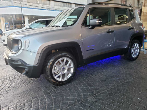 Jeep Renegade - Sport 1.8 Mt5 Fwd 2021 - Plane Red