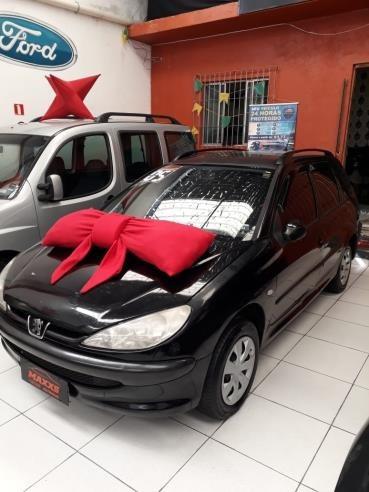 Peugeot 206 Sw Presence 1.4 Gasolina Manual