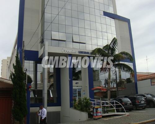 Imagem 1 de 9 de Sala Comercial Para Locação No Jardim Guanabara Em Campinas - Sa0350 - Sa04350 - 69310018