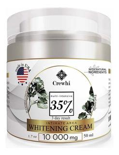 Crema Aclara Cream Zona Íntima Hecha En Eu 35%concentrado