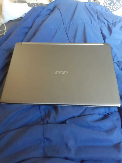 Notebook Acer Aspire 5 A51ux 8gb Ddr4 Core I5 7°geracao 1tb