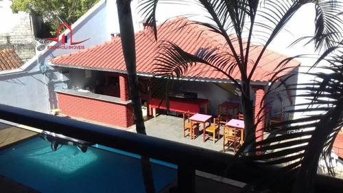 Casa A Venda No Bairro Gramado Em Cotia - Sp.  - 649-1