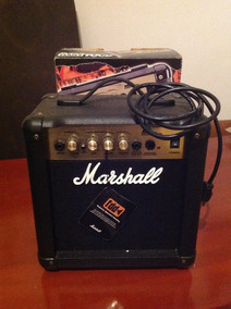 Amplificador Marshalll Mg10 Cd Para Guitarra