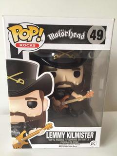 Funko Pop! Motörhead Lemmy Kilmister