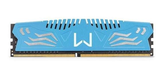 Memória Ram Gamer 8 Gigas Ddr4 Udimm 8gb 2400 Mhz Warrior