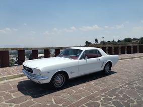 Ford Mustang 1965 Hard Top De Colección