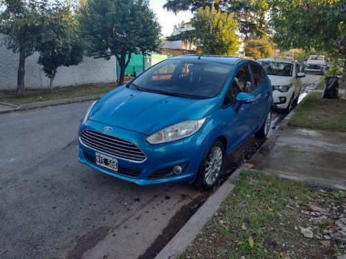 Ford Fiesta Kinetic  1.6 Se . Impecable.