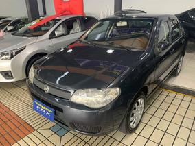 Siena 1.4 Elx Dir. Hidraulica 2006 Cinza Met.