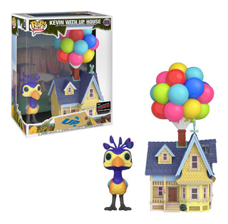 Funko Pop Town #05 Kevin & Up House - Limited Edition !!