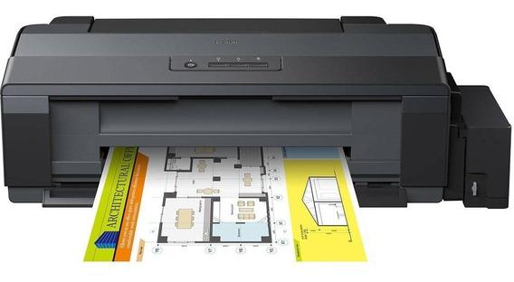 Impressora Ecotank A3 L1300 Bivolt Epson 20884 Nfe + Garanti