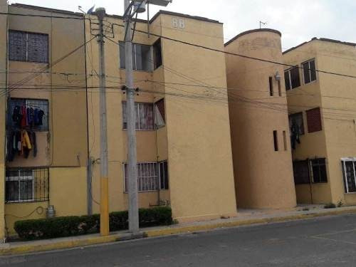 Departamento En Venta En La Monera Ecatepec, Estado De Méx