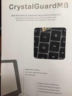 Protector Para Teclado Macbook Pro Y Retina 12 13 15